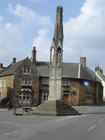 Eleanor Cross at Geddington,