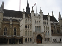 Guildhall - walk