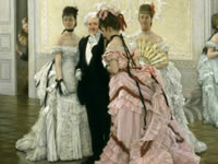 Too Early by James Tissot